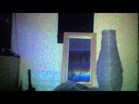 (Proof of the afterlife) Massive Bright GHOST ORB. best EVER recorded