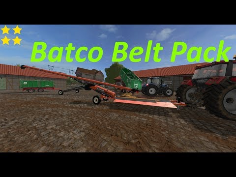 Batco Belt Pack v1.0