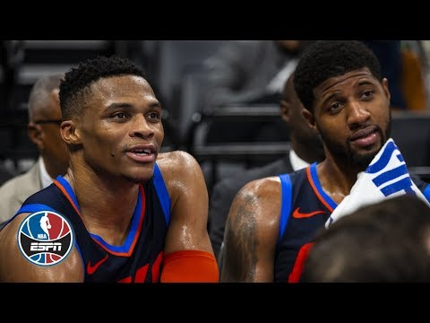 Video: Westbrook-Paul George becoming a 'scary' duo – Paul Pierce | After the Buzzer