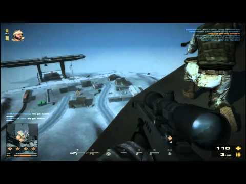 Battlefield Play4free Sniper Position Dalian [German]
