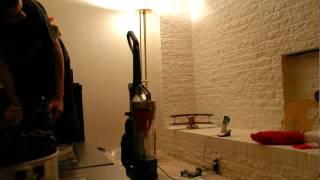 Vacuum Cleaner Time Lapse
