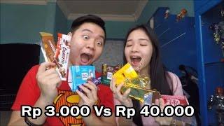 Download Video Review Cokelat Rp 3.000 Vs Rp 40.000 MP3 3GP MP4