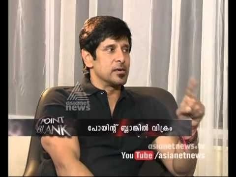 I Movie Vikram special interview