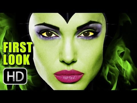 Maleficent (2014) Official Trailer [HD] Angelina Jolie