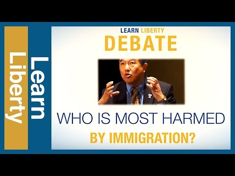 Debate – Who Is Harmed Most by Immigration?