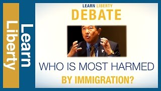 Debate – Who Is Harmed Most by Immigration? Video Thumbnail
