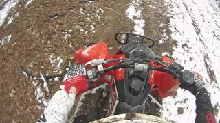 8. Polaris Outlaw 525 S First Ride - HD