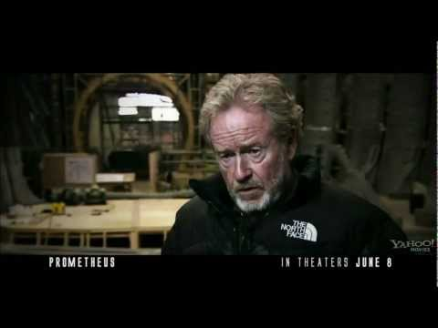 Prometheus (Featurette 'Origins')
