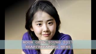 Video Moon Geun Young 2017 Heartbreaking News MP3, 3GP, MP4, WEBM, AVI, FLV Januari 2018