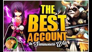 Video The BEST Runed Account in Summoners War... (Sept 2019) MP3, 3GP, MP4, WEBM, AVI, FLV September 2019
