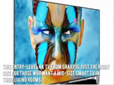 Sharp LC50UB30U 50-Inch 4K Ultra HD 60Hz Smart LED TV Product Review