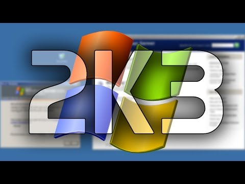 Windows Server 2003 R2 Install Tutorial