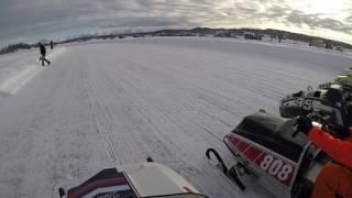 9. polaris, yamaha, ski-doo, arctic cat vintage ice racers 0-400 c.c