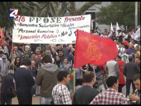Paro en Paysandú: Ademu reclama inmediata negociación colectiva