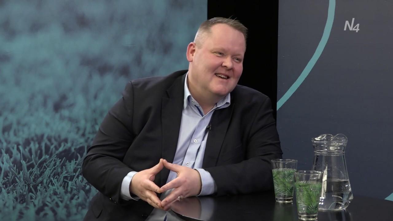 Hannas Jónsson, formaður KKÍThumbnail not found