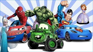 Video Disney Cars Upgrated to Superheroes with Magic Wand. Funny Cars Cartoons with Alien Dance for Kids MP3, 3GP, MP4, WEBM, AVI, FLV September 2018