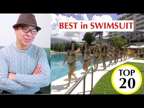 TOP 20 Best in Swimsuit!🌎 Miss Grand Intl 2019 REVIEW