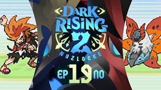 Pokémon Dark Rising 2 Nuzlocke w/ TheKingNappy! - Ep 19 An Icy Demise by King Nappy