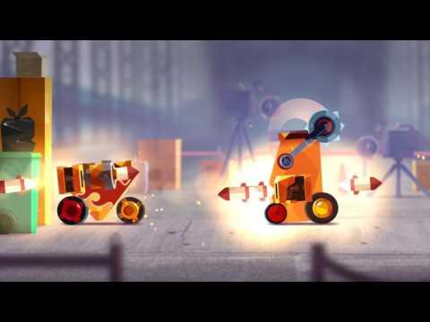 CATS Crash Arena Turbo Stars - Video