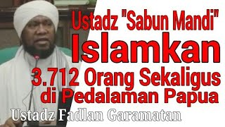 """Video Ustadz """"Sabun Mandi"""" Islamkan 3712 Orang Sekaligus di Pedalaman Papua MP3, 3GP, MP4, WEBM, AVI, FLV Februari 2018"""