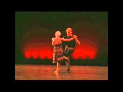 "Elen V Marsh choreographs Argentine Tango dance at UofA-Tuson called  "" Tango Artifice"""