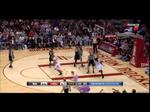 Jordan Hill gives Rockets lead with dunk vs. Spurs