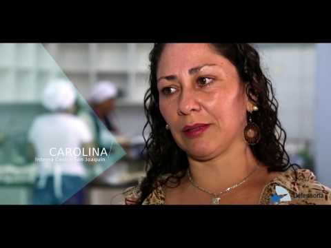 """""""Las mujeres merecen una línea de defensa especializada. Lanzamiento del programa para mujeres privadas de libertad"""", conmemoración día de la mujer, Centro Penitenciario Femenino San Joaquín, Santiago, 9 de marzo de 2017."""