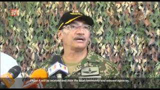 Defence Minister Datuk Seri Hishammuddin Hussein says the 31st border brigade will be formed along the border between Sabah, Sarawak and Kalimantan to enhanc...