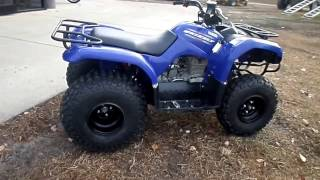 8. 2011 Yamaha grizzly 125