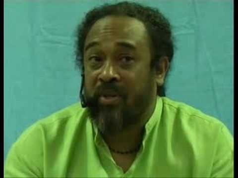 Mooji Video: Duality is not a mistake