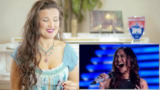Video Vocal Coach Reacts to Charice Pempengco - All By Myself MP3, 3GP, MP4, WEBM, AVI, FLV Januari 2019