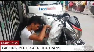 Packing Motor   Jasa Kirim Motor