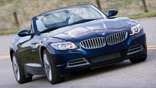 2009 BMW Z4 SDrive35i Manual Tested - CAR And DRIVER