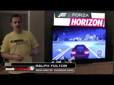 Forza Horizon : Interview de 24 minutes avec les développeurs (Français - Partie 2/2)
