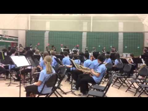 H.M. Jackson  Percussion Ensemble