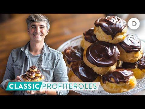 RECIPE: Chocolate Profiteroles!