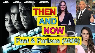 Nonton Fast   Furious Actor   Actress Then And Now   Before And After   Movies And Real Names   2009 2017 Film Subtitle Indonesia Streaming Movie Download