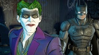Video Batman and The Joker Vs Bane - Batman Telltale MP3, 3GP, MP4, WEBM, AVI, FLV Mei 2018