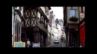 Bourges France  city photo : The city of Bourges, France - La Ville de Bourges