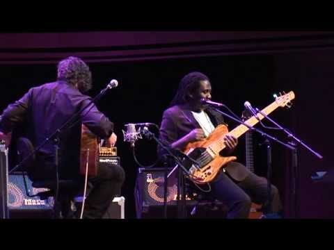 Richard Bona and Ferenc Snetberger