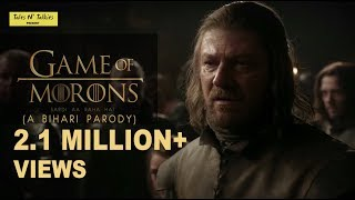 This Bihari parody of Game of Thrones is the most hilarious thing you will hear today