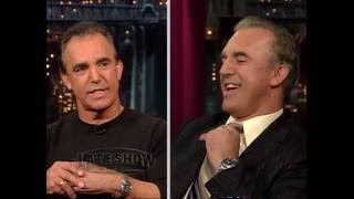 Jay Thomas on the Late Show with David Letterman #19 - October 25, 2006