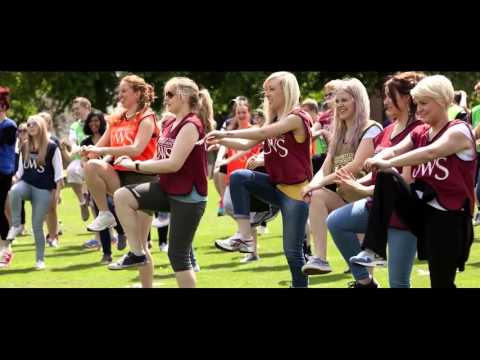Student life at University of the West of Scotland