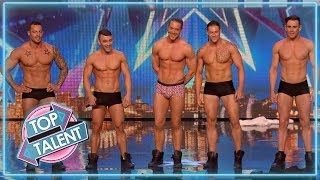 Video 10 MOST VIEWED AUDITIONS OF ALL TIME From Britain's Got Talent! MP3, 3GP, MP4, WEBM, AVI, FLV Oktober 2018