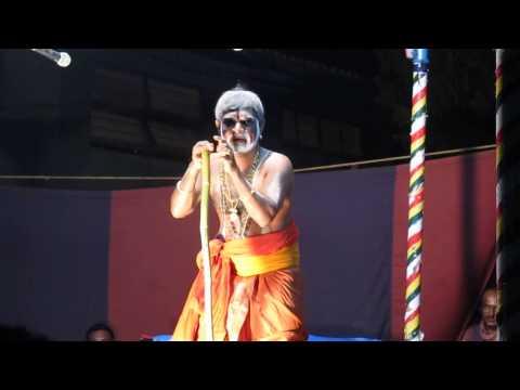 Yakshagana - Seetharam Kateel:  Seetharam Kateel, who is famous in both forms of Yakshagana art, Tenku Tittu and Badagu Tittu. Kateel, who is fondly called 'Charlie Chaplin of Yakshagana' by his fans.