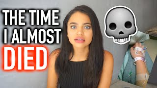 THE TIME I ALMOST DIED FRESHMAN YEAR( NO CLICKBAIT I ACTUALLY ALMOST DIED) by Simplynessa15