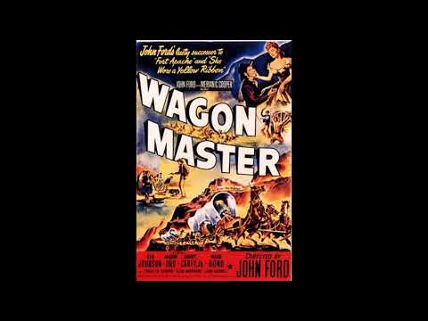 Immortal Movie Music 『 幌馬車(Wagon Master) 』  Opening Source 1950.