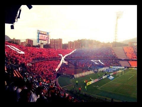 Bogot-anos 2 vs MEDELLIN 2 Futbol Colombiano 2013 - Abr/28 Fecha # 13 - Rexixtenxia Norte - Independiente Medellín
