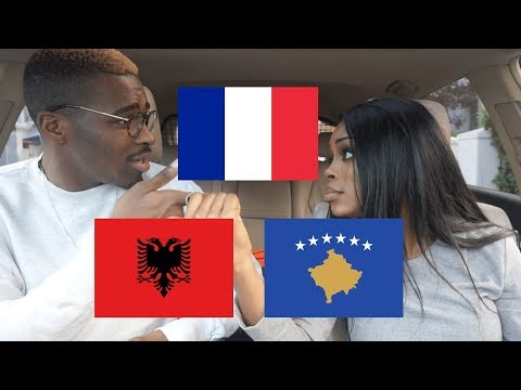 Reaction | Albania Vs France Rap/hip Hop/rnb | Babatunde