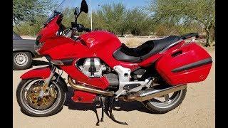 5. 2008 Moto Guzzi Norge
